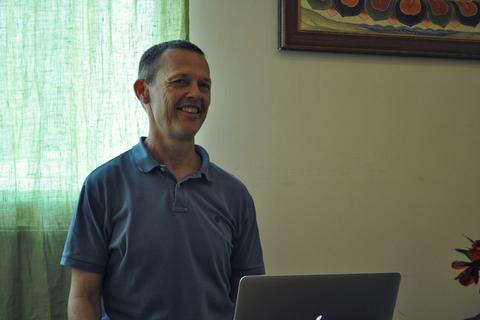 Лекция «Глен Свенссон: Осознанность — путь к счастью»