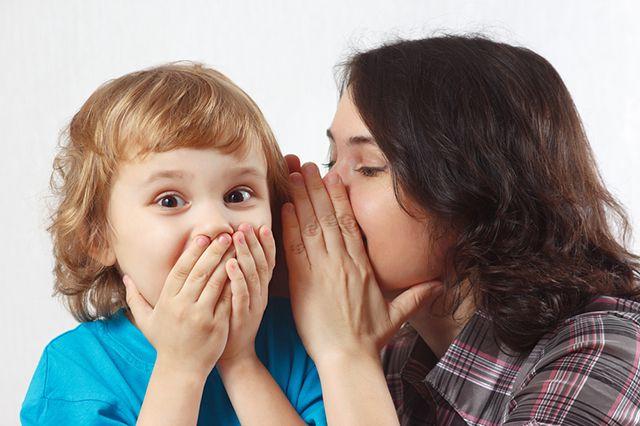 Мама дочь уха и