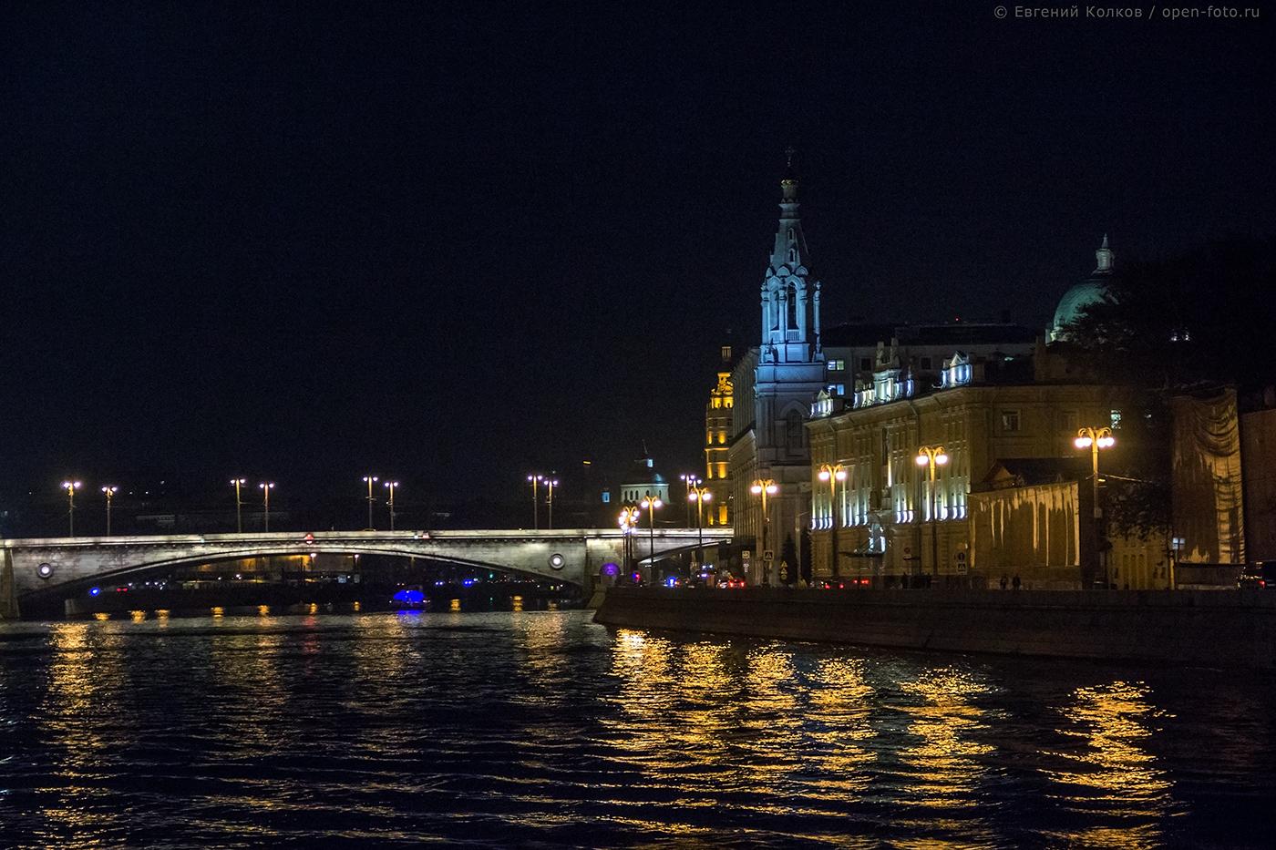 Фотопрогулка «Московская фотоночь»