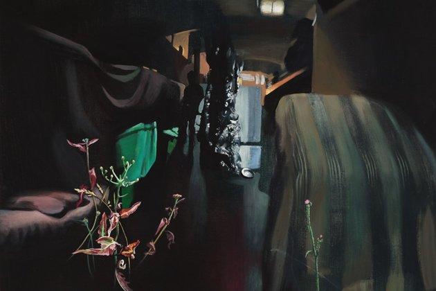 Выставка «В саду снедаемой улитки»
