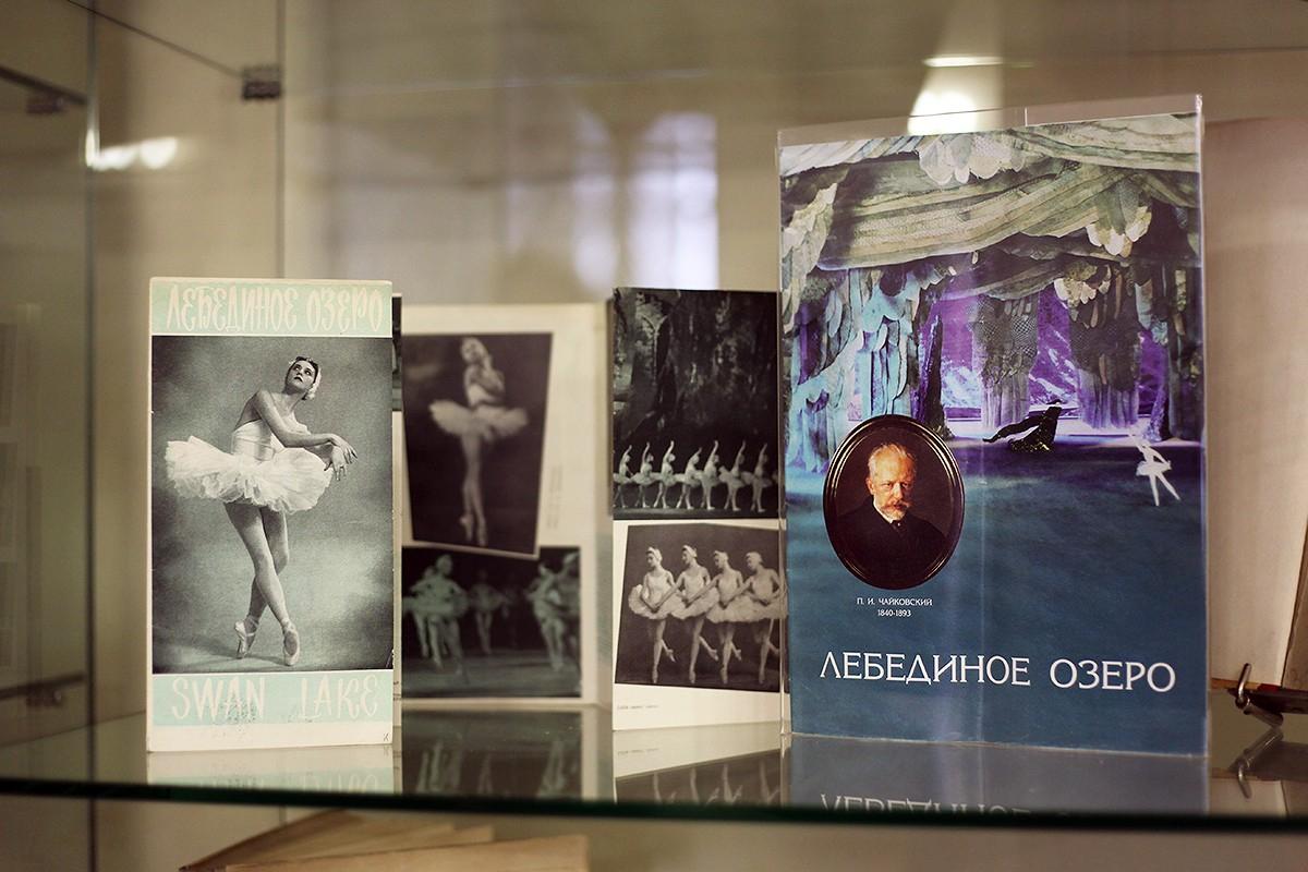 Выставка «Лебединое озеро»