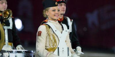 Военно-музыкальный фестиваль «Спасская башня»
