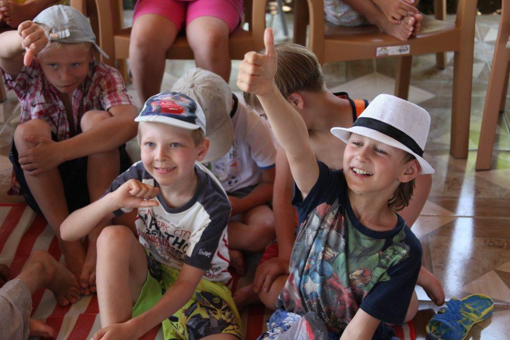 Литературный клуб «Летучий корабль» для дошкольников