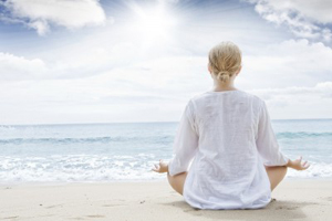 Занятия йогой и медитацией