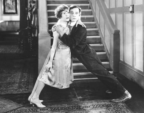 Киноклуб ЗИЛ. Три короля немой комедии: Чаплин, Китон, Ллойд