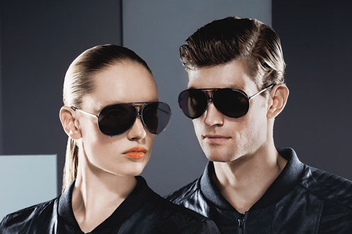 Вторые солнцезащитные очки за полцены
