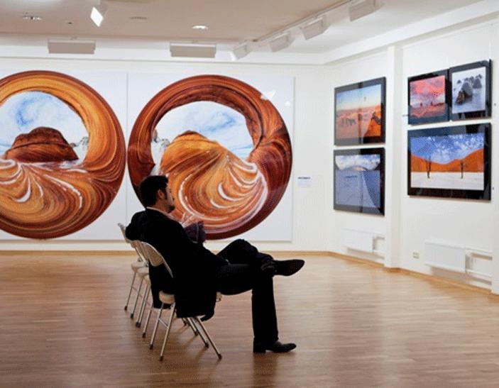 Выставка «Близости невозможность»