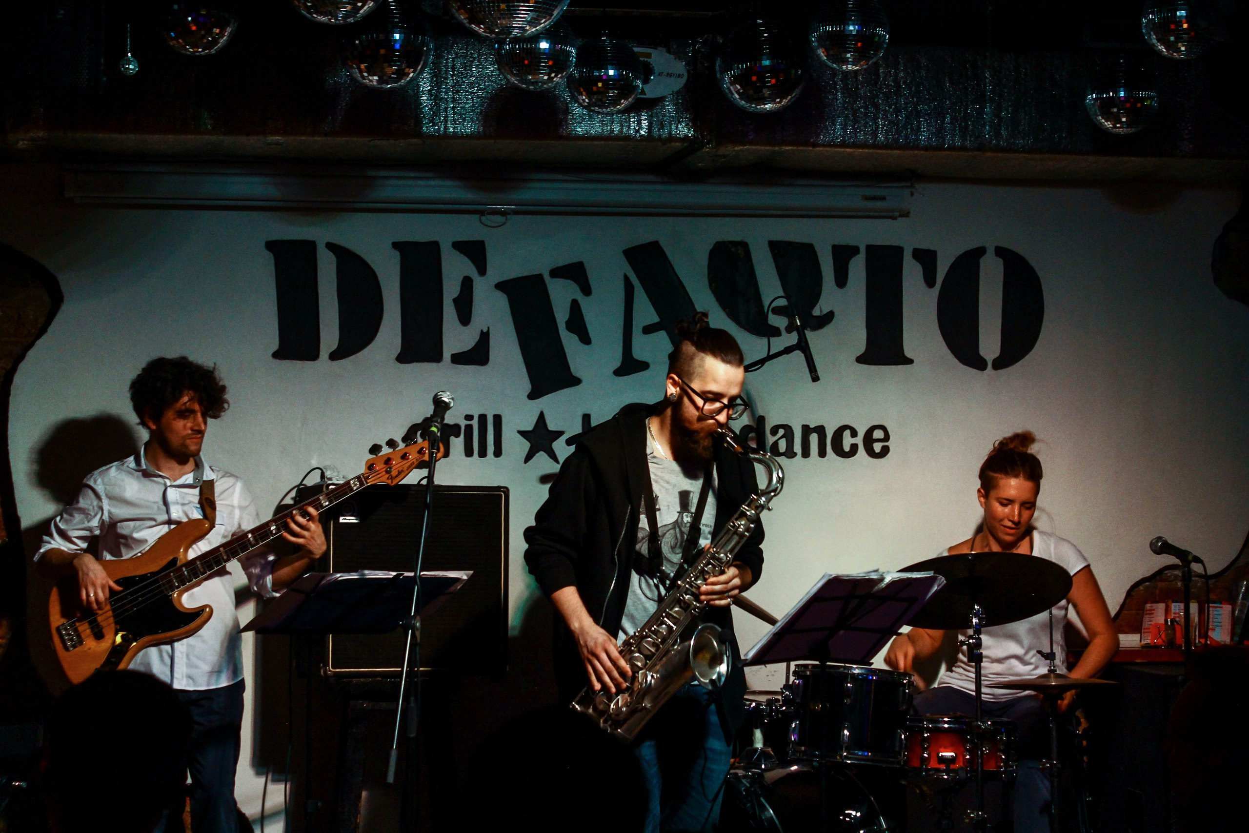 Masala Quartet — открытый Джазовый Джем