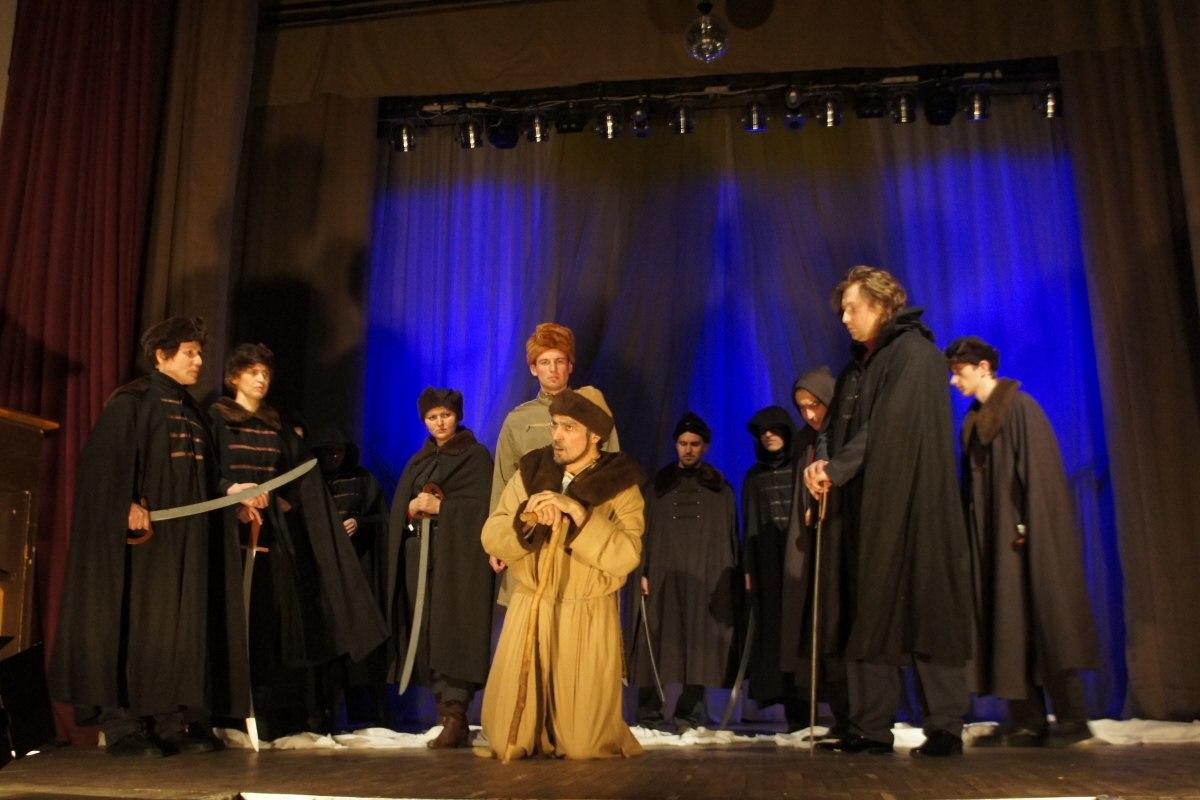 Концерт оперной студии «Орфей»