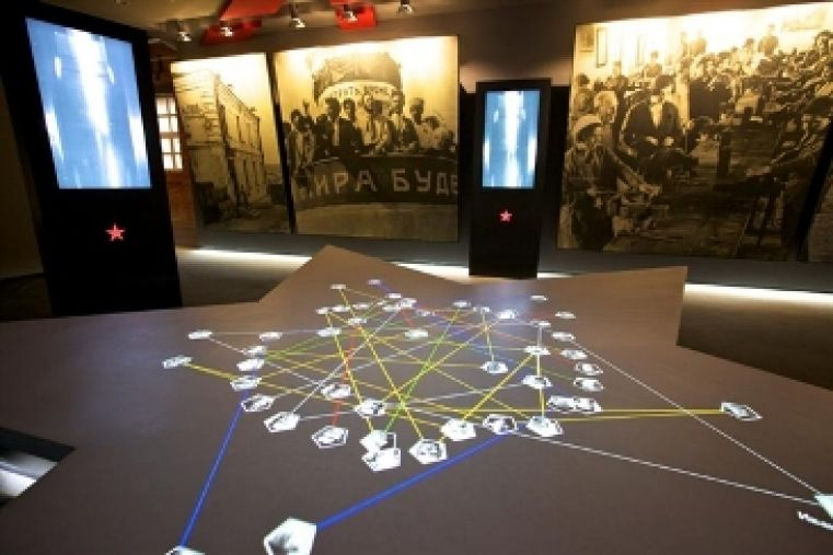 Выставка «Каждому по свободе? История одного народа в годы революции»