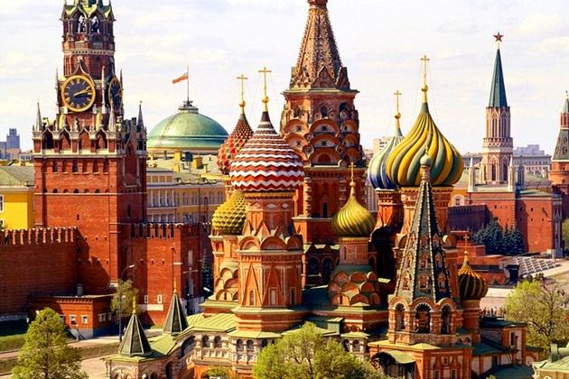 Выставка «Город чудный, город древний: песни о Москве»