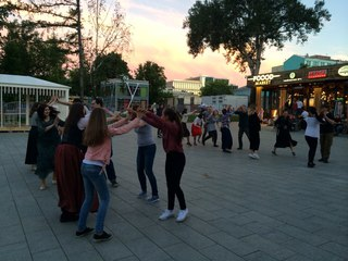 Мастер-класс «Открытые уроки по шотландским и валлийским танцам»