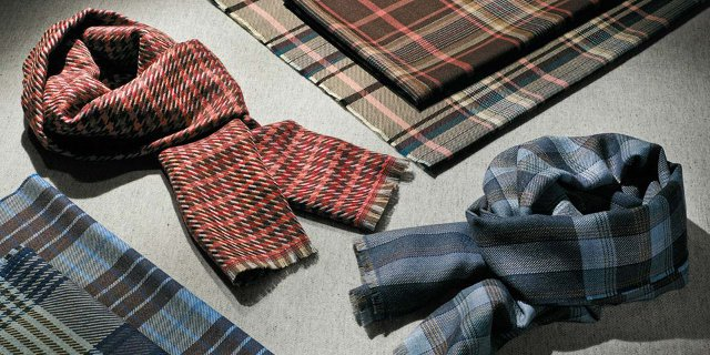 Лекция «Какправильно выбрать мужской шарф?»