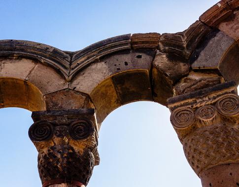 Армения. Легенды древнего государства. Цикл «Встречи с путешественниками»