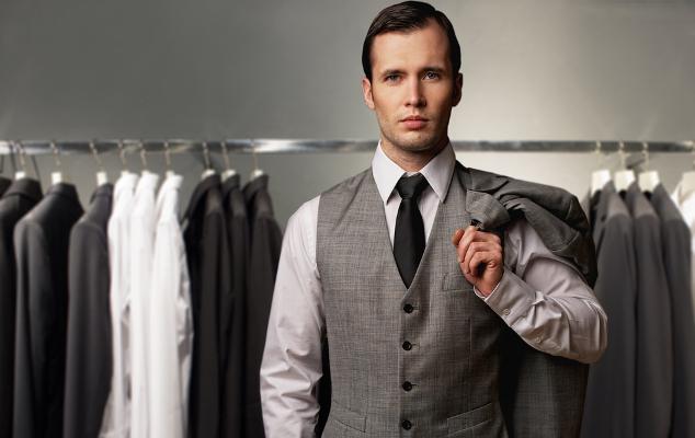 Лекция «Современный этикет мужского гардероба»