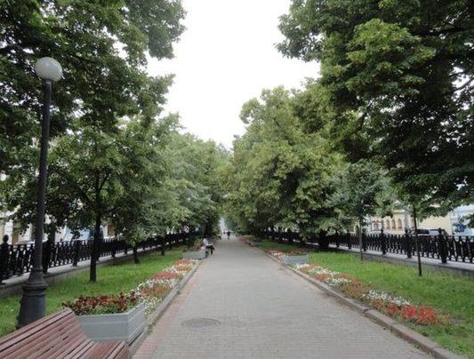Мастер-класс «Мещанский район Москвы в событиях и лицах .»
