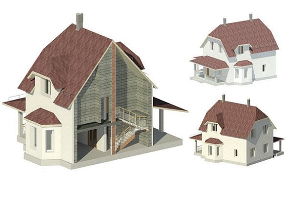 Лекция «Информационное моделирование зданий.»