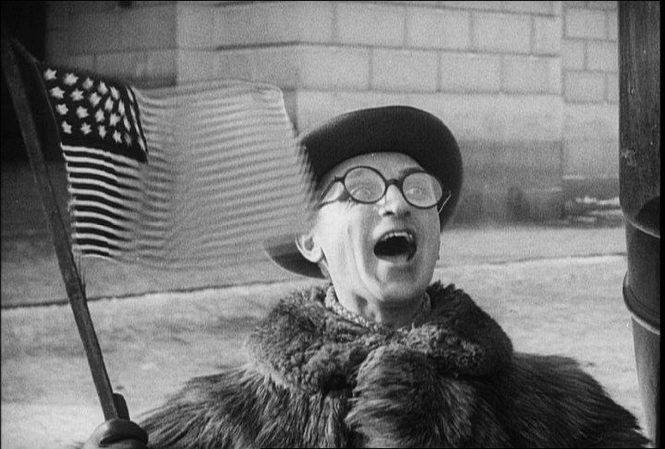 Ночь кино «Необычайные приключения мистера Веста встране большевиков»