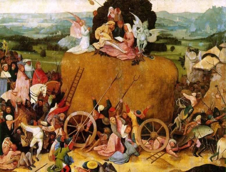Лекция «Отражение средневековых представлений в творчестве Иеронима Босха»