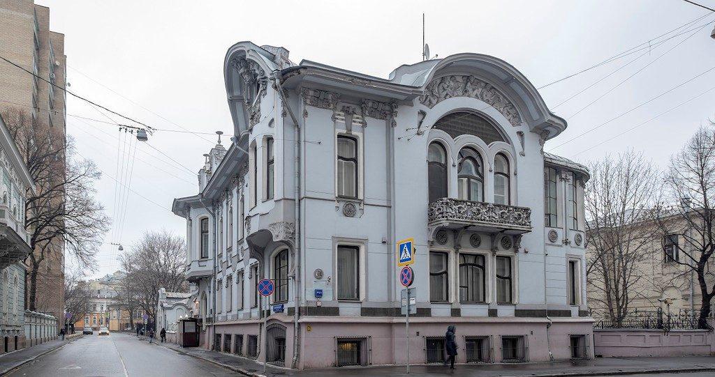 Экскурсия: «На улице аристократов-Поварской»