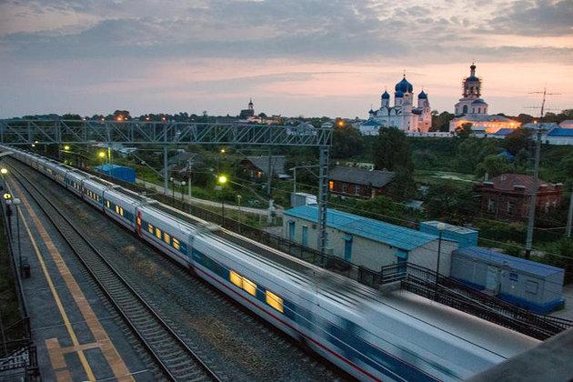 Лекция «Высокоскоростная железнодорожная магистраль «Москва – Казань».»