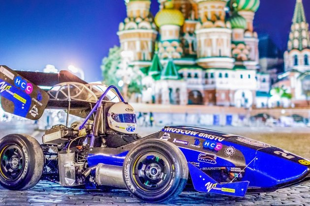 Спорт «Формула Студент»