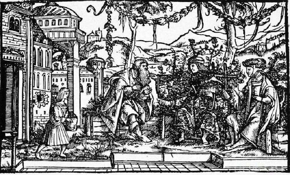 Встреча «Культура и общественная мысль Англии и Европы эпохи Возрождения»