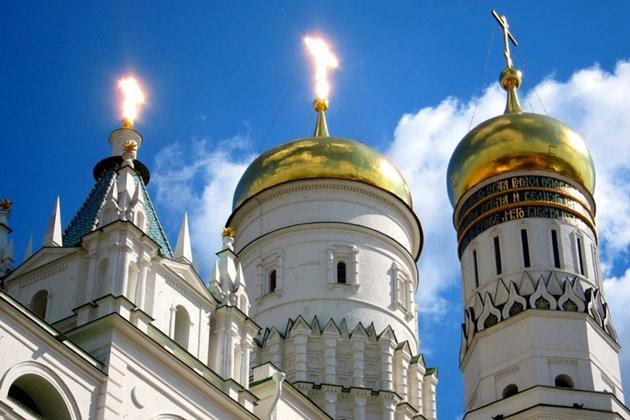 Экскурсия «Колокольня Ивана Великого Московского Кремля»