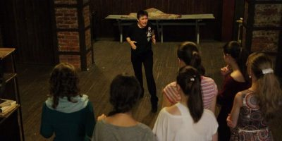 Мастер-класс: «Танец как способ развития и самосовершенствования»