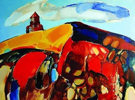 Выставка «Мгер Чатинян»