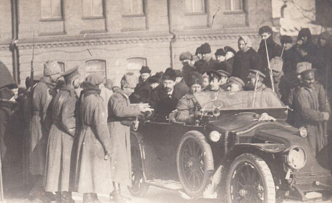 Выставка «1917 год в мемуарах, дневниках, письмах»
