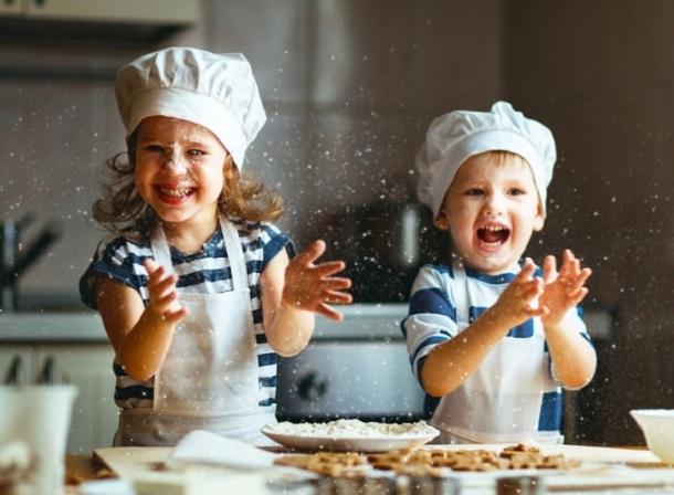 Детские мастер-классы в ресторане «Трактир Трикони»