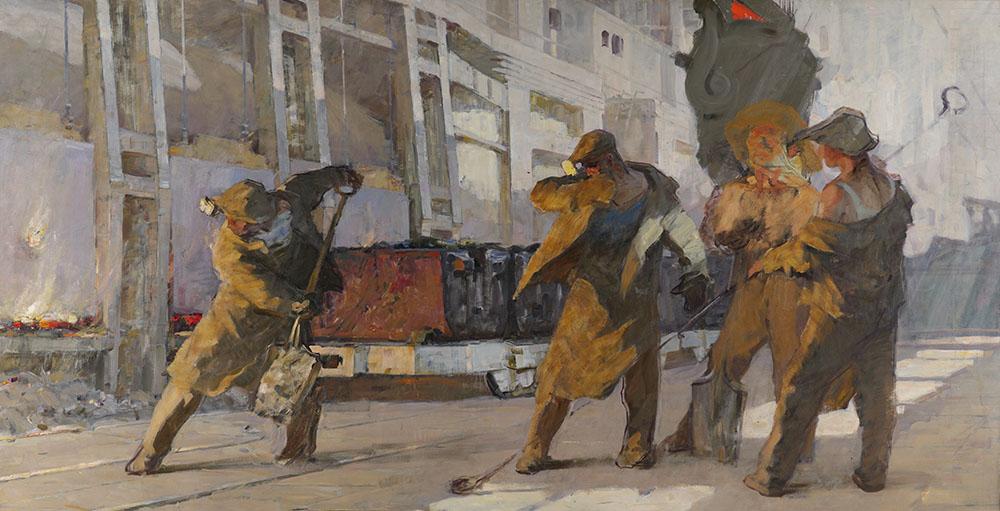 Выставка «Символизм и нонконформизм»