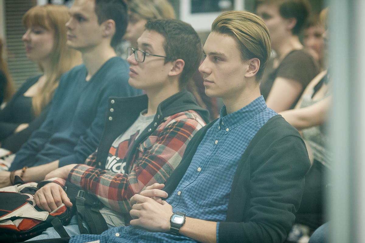 Встреча «Как найти работу молодому специалисту»