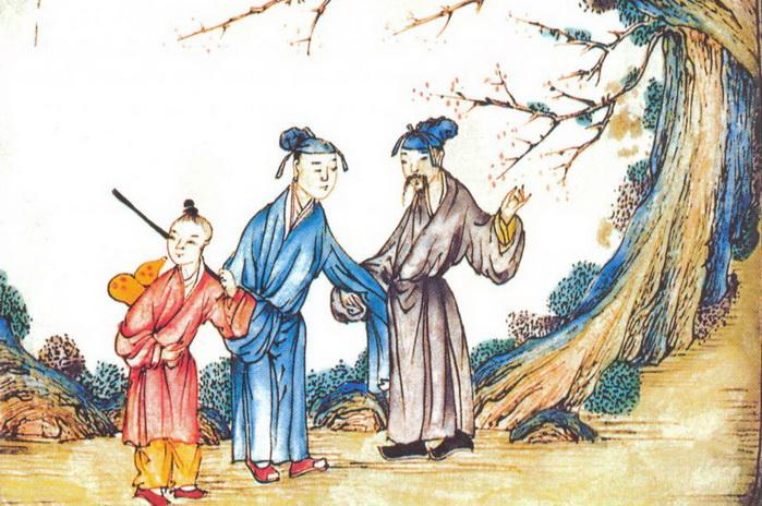 Встреча «Классическая китайская поэзия»