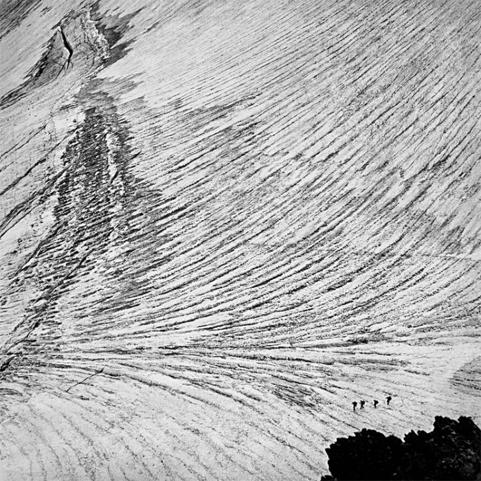 Выставка ветерана фотоклуба «Новатор» Алексея Васильева «Геометрия природы»