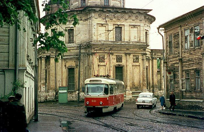 Экскурсия: «По главным улицам Мещанской слободы»