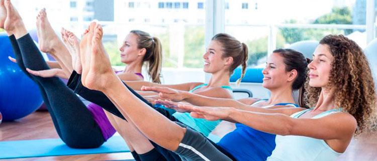 Встреча «Йога для женского здоровья»