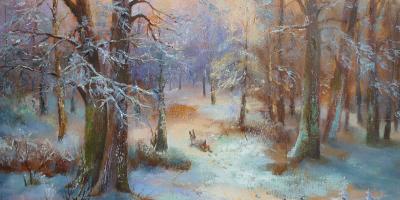 Выставка «Москва рождественская»