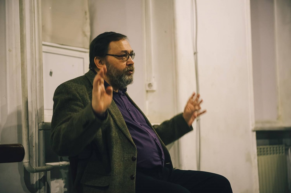 Интенсив по драматургии от Михаила Угарова