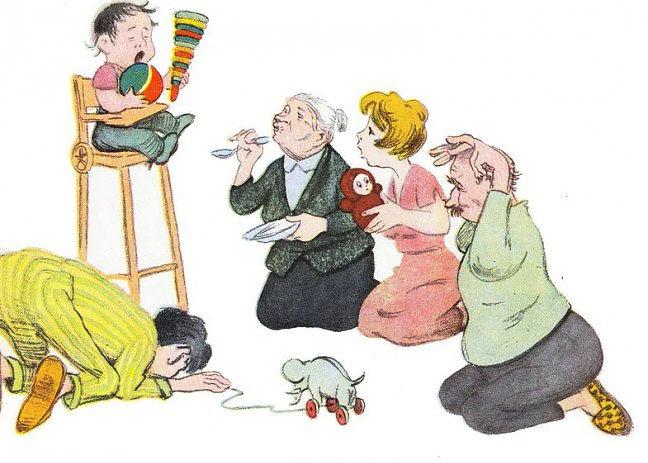Мастер-класс на тему: «Детское непослушание. Что с этим делать?»