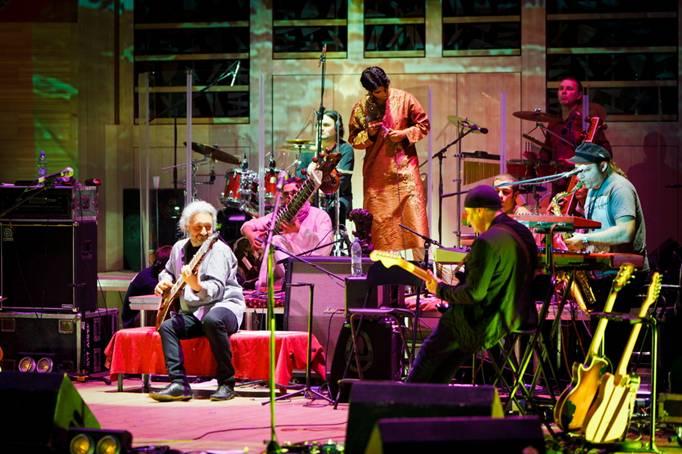 Мультимедийный концертный фестиваль в честь День Рождения Стаса Намина