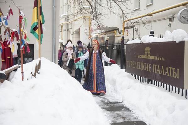 Масленица в Музее Московских стрельцов «Стрелецкие палаты»