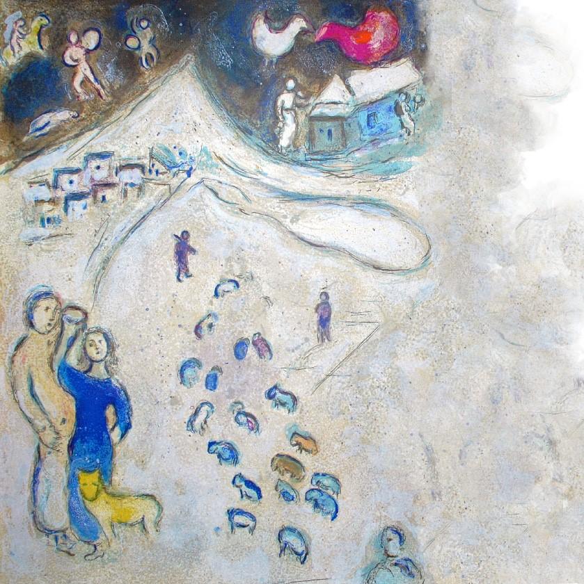 Новогодние приключения Куда летал Шагал? 4-6