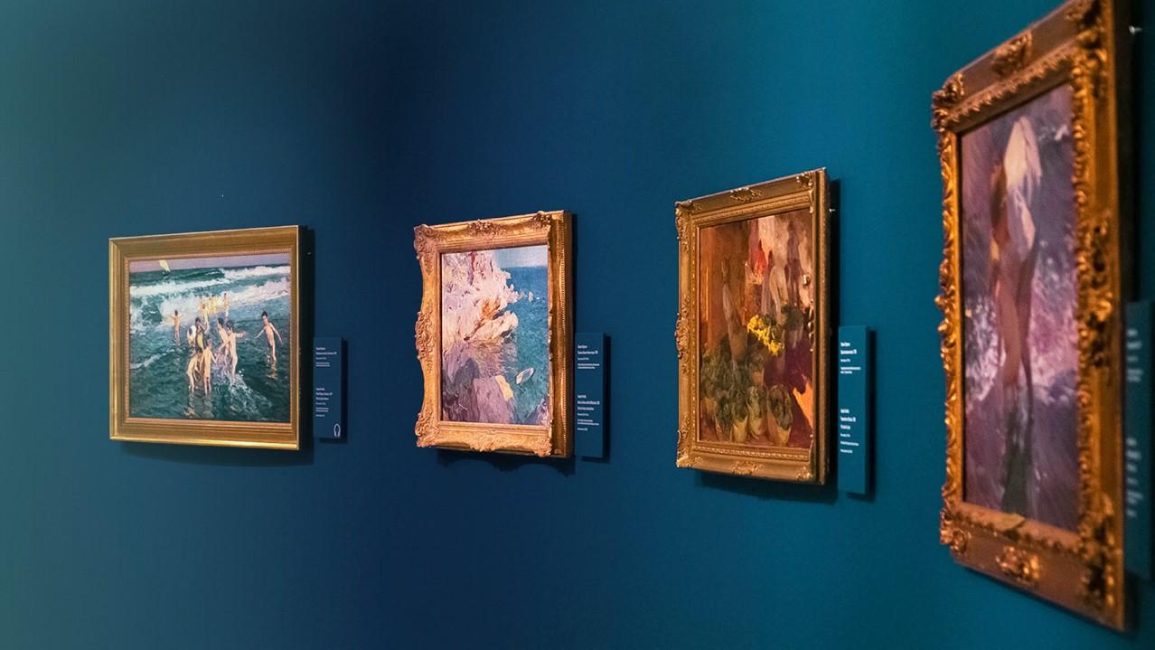 Экскурсия на жестовом языке по выставке Импрессионизм и испанское искусство