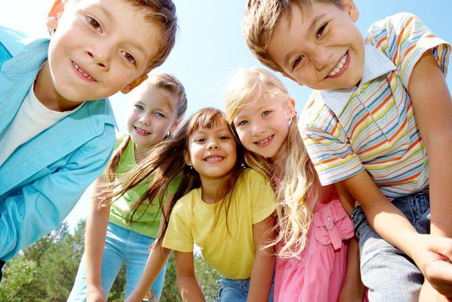 Открытый урок английского с носителем для детей для 8-10 лет
