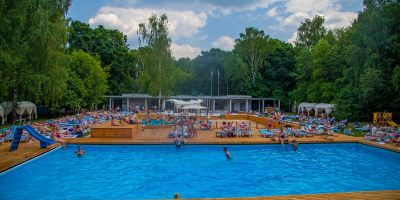 бассейн в Сокольниках