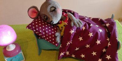 Спектакль «Спокойной ночи, Мышка!» в постановке компании XZART (Франция, Нуазьель)