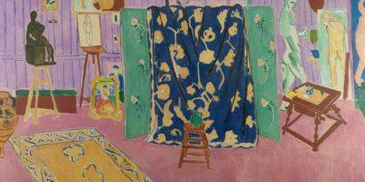 Постоянная экспозиция Галереи искусства стран Европы и Америки XIX–XX веков «Матисс»