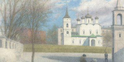 Детская экскурсия по Ивановской горке